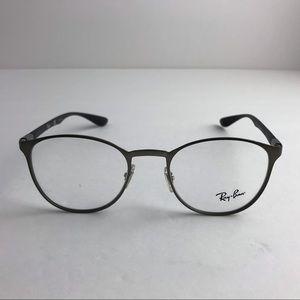 d1efb9387f Ray-Ban Accessories - RAY-BAN prescription glasses RB6355 grey black